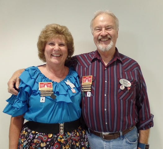 Shirley Myers & Steven O'neal photo