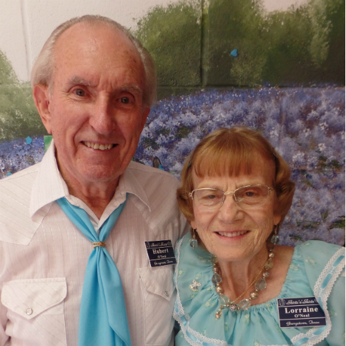 Photo of Hubert & Lorraine O'Neal
